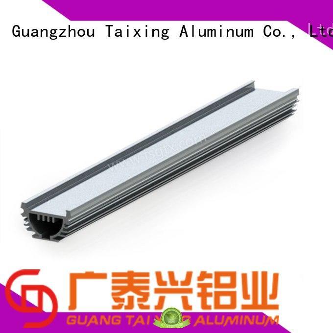 TAIXING ALUMINUM tube all aluminum radiator Customized designs industry