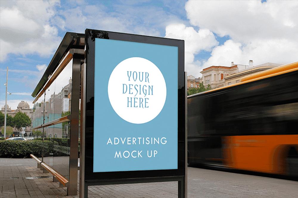 light box advertising
