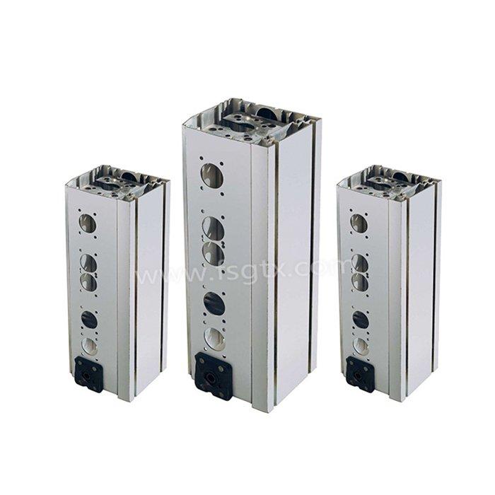 TAIXING ALUMINUM Best material 6063 aluminum alloy frame Advertising aluminum profiles image8
