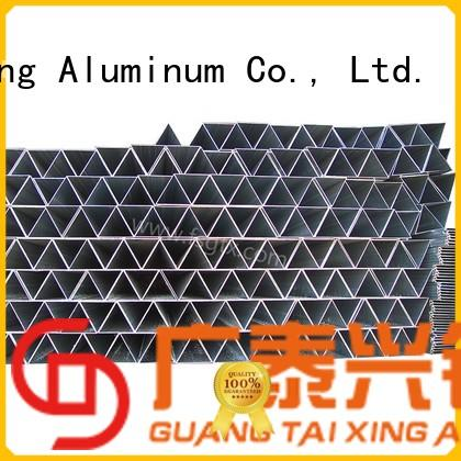 TAIXING ALUMINUM on-sale triangle tube boiler Wood grain Public