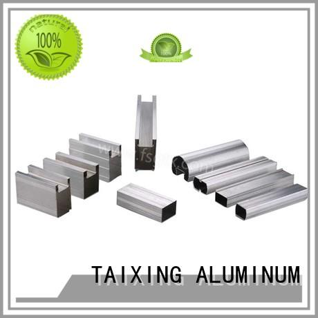 TAIXING ALUMINUM high-quality aluminum fence gate telescopic gate