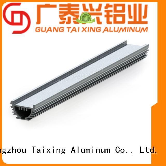 TAIXING ALUMINUM latest aluminum radiators Sand blasting factory