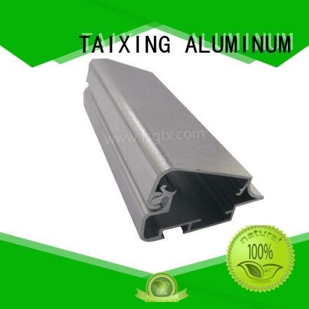 TAIXING ALUMINUM box aluminum extrusion profiles factory price for advertising board