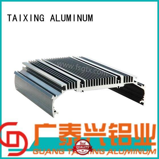 TAIXING ALUMINUM latest all aluminum radiator Customized designs factory