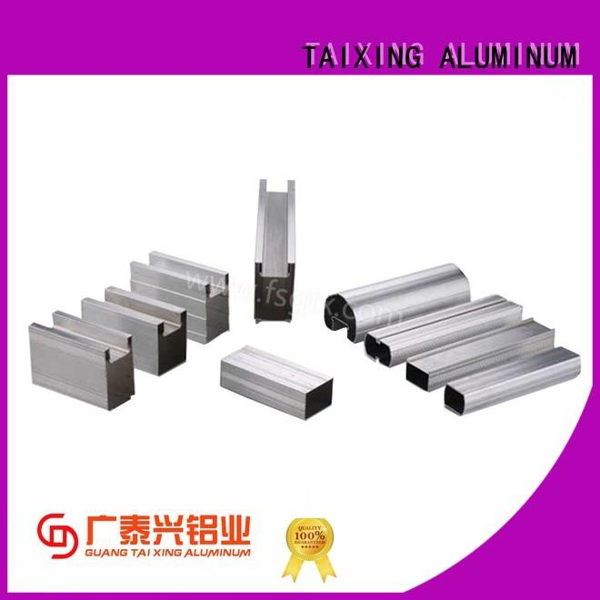 TAIXING ALUMINUM high-quality aluminium sliding doors telescopic gate