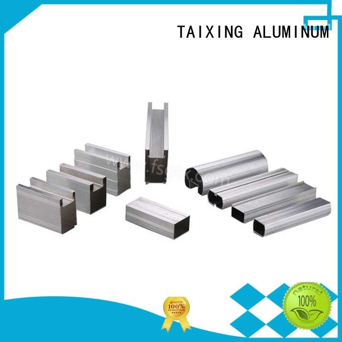 portable extruded aluminum rail lever Mill finish safety door