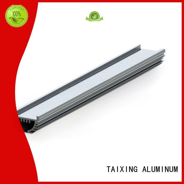 TAIXING ALUMINUM power aluminum radiator core Customized designs industry