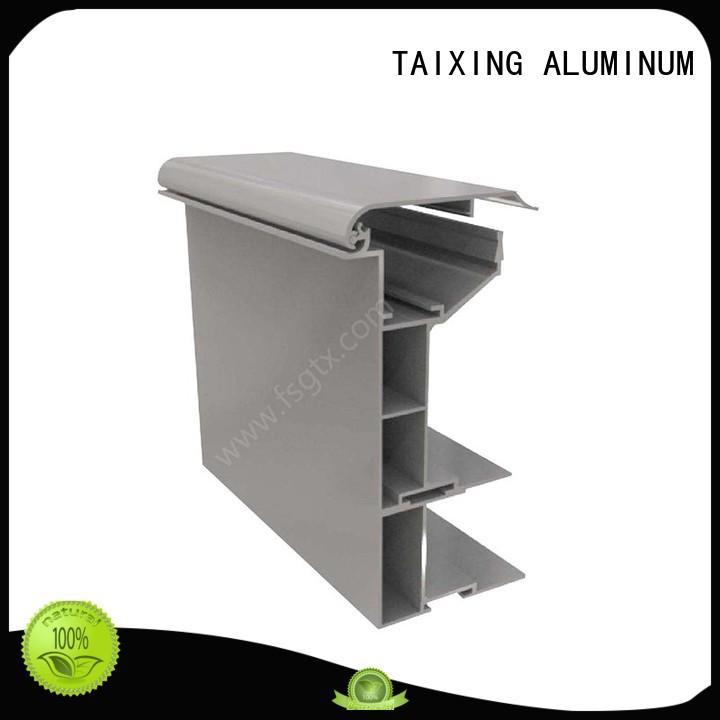 TAIXING ALUMINUM profile aluminium profiles suppliers factory price for advertising