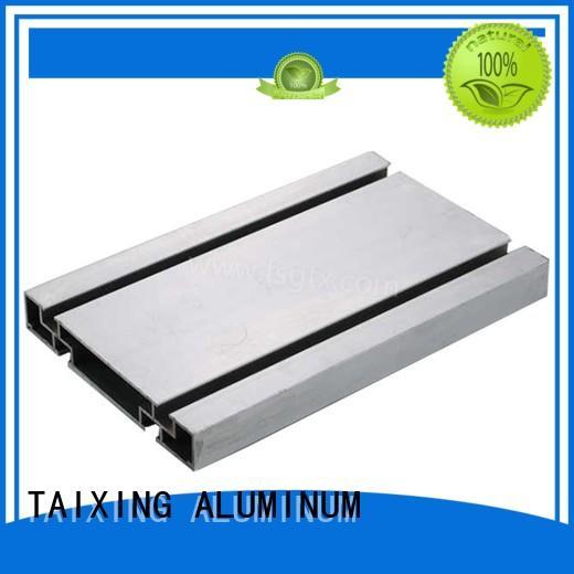 TAIXING ALUMINUM box lightbox aluminium profile for advertising board