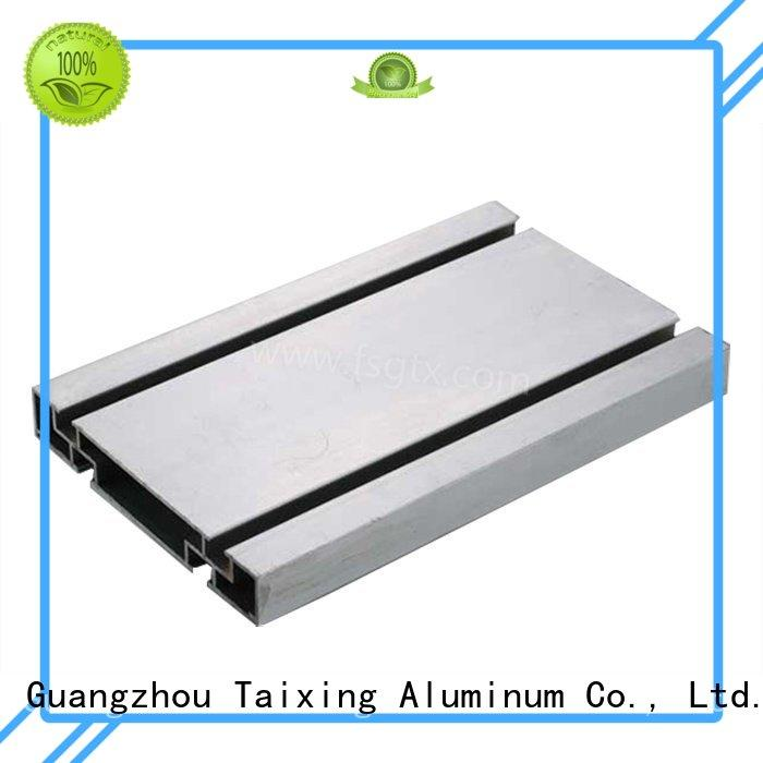 solid mesh aluminum extrusion profiles advertising for advertising board