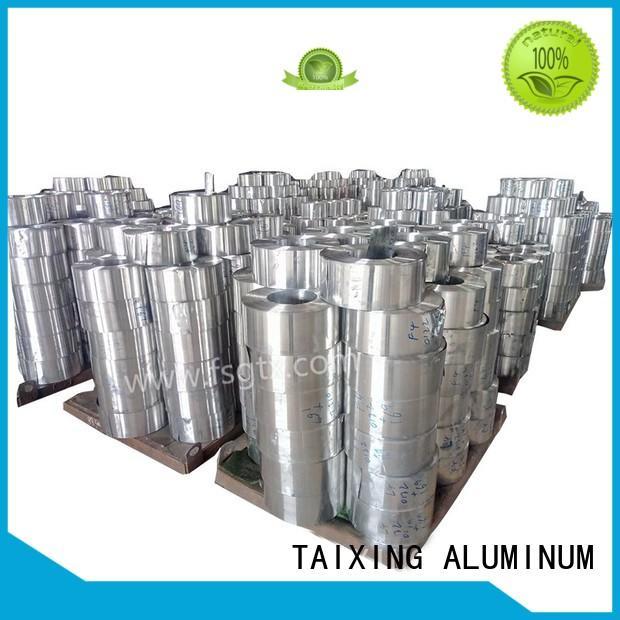 TAIXING ALUMINUM material aluminum coil stock three sides ceilings