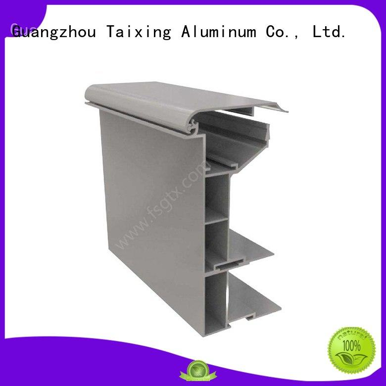 frame floor extruded aluminum profiles alloy high precision for advertising board