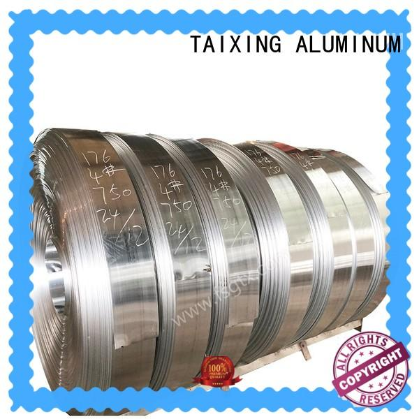 TAIXING ALUMINUM 6061 aluminum coil color coated kitchens