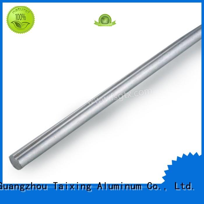 TAIXING ALUMINUM at discount triangle tube packaging Wood grain airport