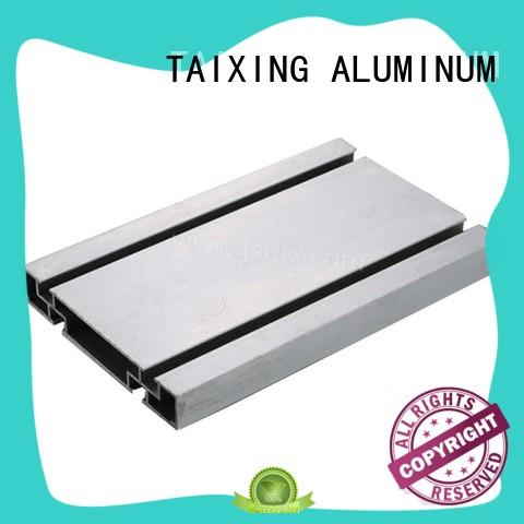 TAIXING ALUMINUM outdoor lightbox aluminium profile for advertising board