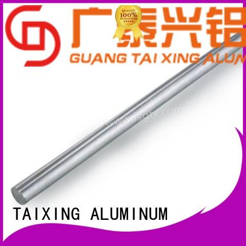 TAIXING ALUMINUM profile triangle aluminum tube High Precision highway